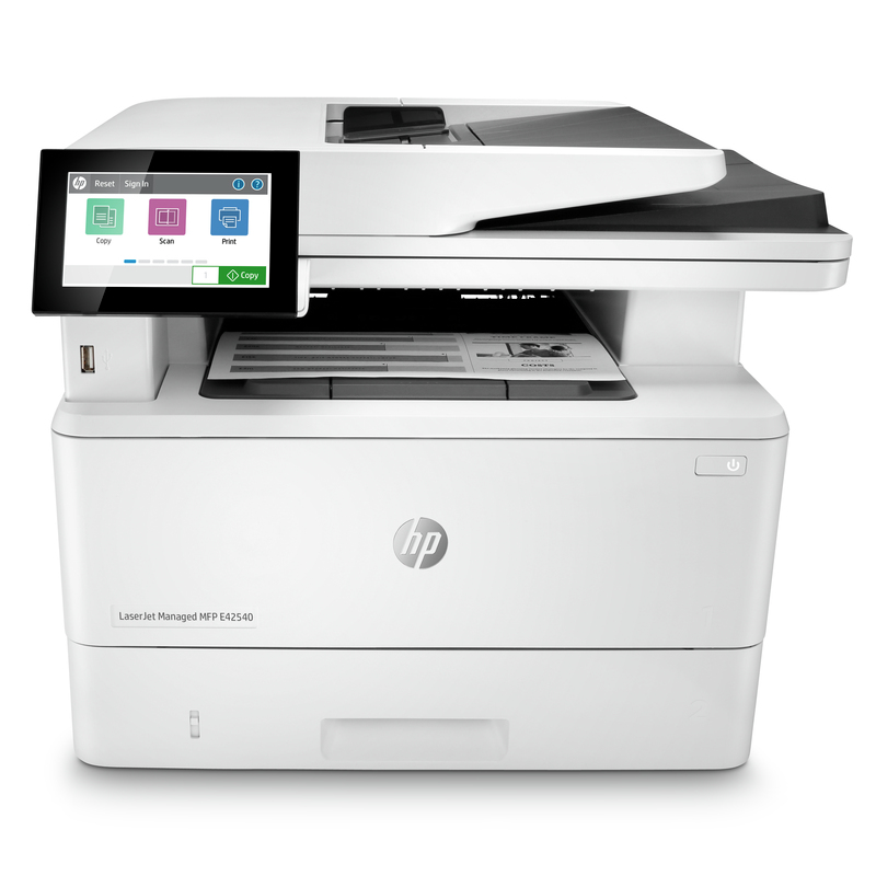 HP LaserJet Managed MFP E42540f
