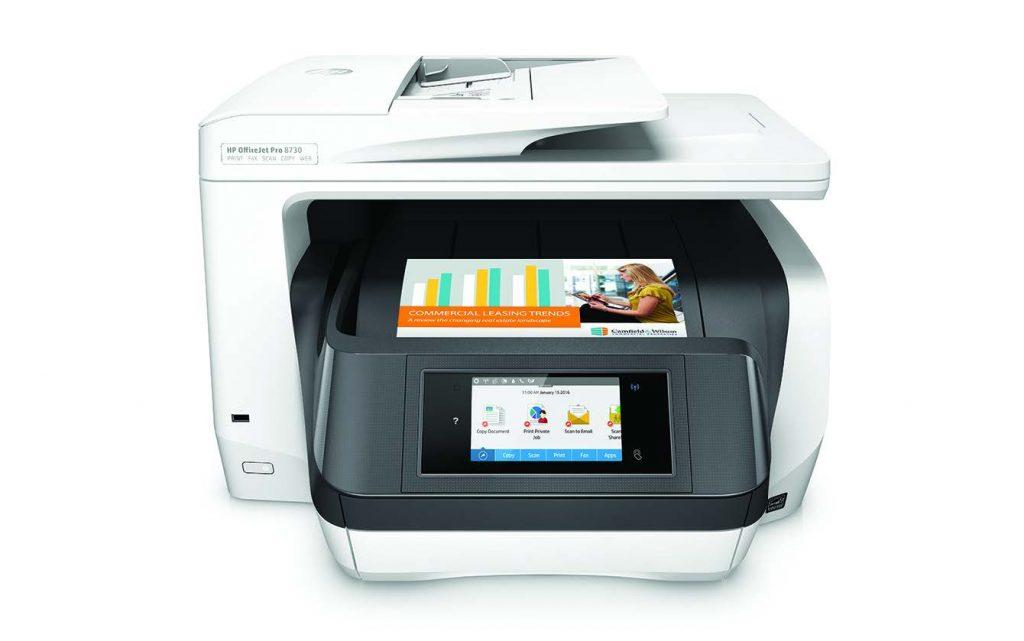 HP OfficeJet Pro 8730 All in One